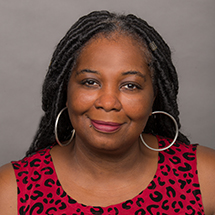 Headshot of Shawana Mitchell